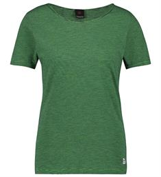Penn and Ink Korte mouw T-shirts S19f476 Groen