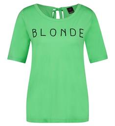 Penn and Ink Korte mouw T-shirts S19f478 Groen
