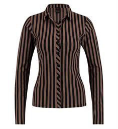 Penn and Ink Lange mouw blouses W18n332