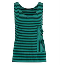 Penn and Ink Singlets S18t037ltd Groen dessin