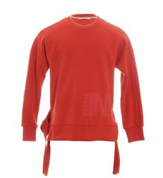 Penn and Ink Sweatshirts W18f328k Rood