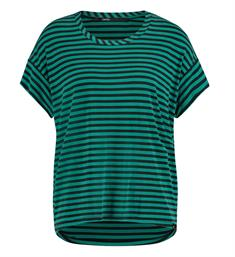 Penn and Ink T-shirts S18t038ltd Groen dessin