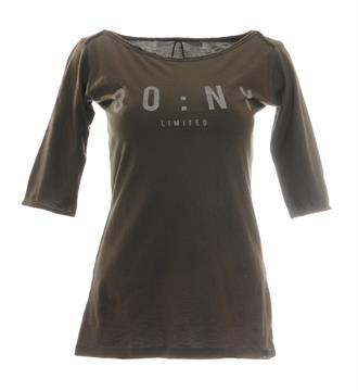 Penn and Ink T-shirts S217f05 Army