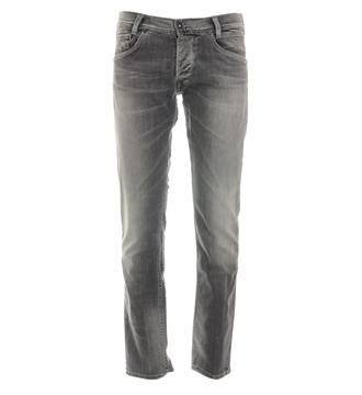 Pepe Jeans Broeken Pm200029 spike Black denim