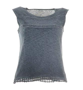 Pepe Jeans Singlets Blauw melee