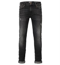 Petrol Broeken Seaham 9079 Black denim