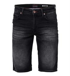 Petrol Korte broeken 22005476 Black denim