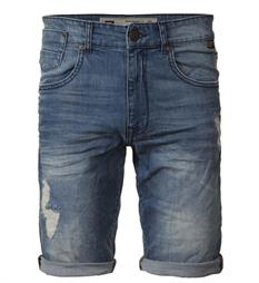 Petrol Shorts Bdss17-sho03 Blue denim