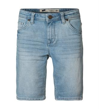 Petrol Shorts Bdss17-sho08 Blue denim