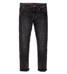 Petrol Slim jeans Nolan 9705 Black denim