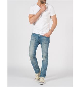 Petrol Slim jeans Seaham 42 Blue denim