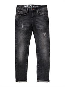Petrol Slim jeans Seaham 9079 Black denim