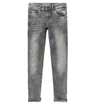 Petrol Slim jeans Seaham 9703 Grey denim