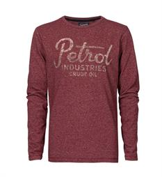 Petrol T-shirts B-fw17-tlr645 Bordeaux