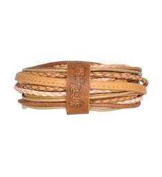 Pimps and Pearls Armbanden 19 moesss pure Cognac