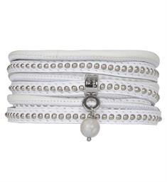 Pimps and Pearls Armbanden 314 moesss mea Wit