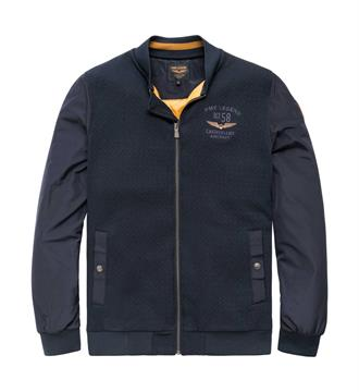 PME Legend Fleece vesten Psw176436 Navy