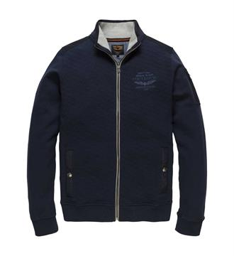PME Legend Fleece vesten Psw181401 Navy