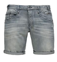 PME Legend Korte broeken Psh182676 Grey denim