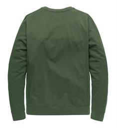 PME Legend Lange mouw T-shirts Pts196535 Army