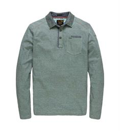 PME Legend Polo's Pps181858 Groen melee
