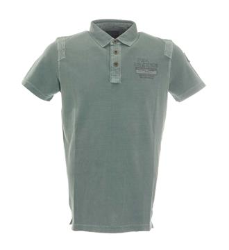 PME Legend Polo's Ppss175860 Donkergroen