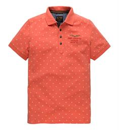 PME Legend Polo's Ppss183858 Rood dessin