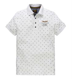 PME Legend Polo's Ppss183858 Wit dessin