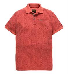 PME Legend Polo's Ppss184861 Rood