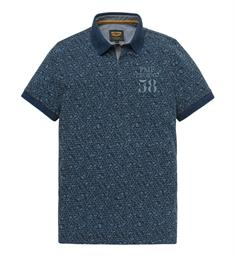 PME Legend Polo's Ppss193852 Navy