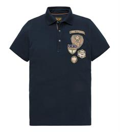PME Legend Polo's Ppss193854 Navy