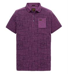 PME Legend Polo's Ppss195850 Paars