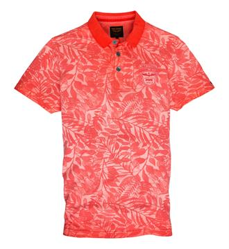 PME Legend Polo's Ppss74850 Rood dessin