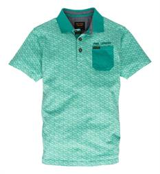 PME Legend Polo's Ppss74853 Groen dessin