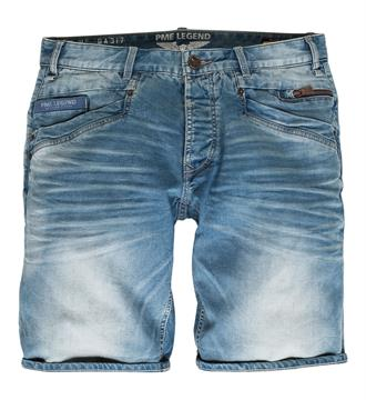 PME Legend Shorts Psh72654 Blue denim