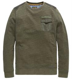 PME Legend Sweatshirts Psw186431 Army