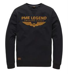 PME Legend T-shirts Pts181571 Antraciet
