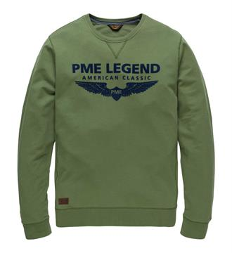 PME Legend T-shirts Pts181571 Groen