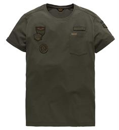 PME Legend T-shirts Ptss183551 Army