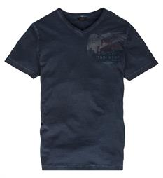 PME Legend T-shirts Ptss73512 Navy