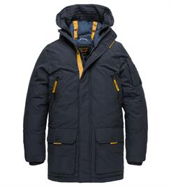PME Legend Winterjassen Pja196118 Navy