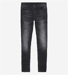 Purewhite Broeken W0144p the jone Black denim