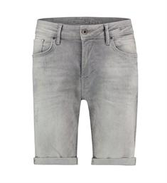 Purewhite Korte broeken W0310 the steve Black denim