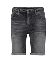 Purewhite Korte broeken W0311 the steve Black denim