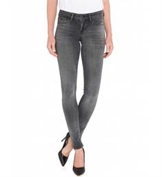 Purewhite Skinny jeans L0021 the jazz Grijs