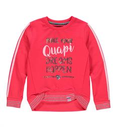 Quapi Fleece truien Grace Pink