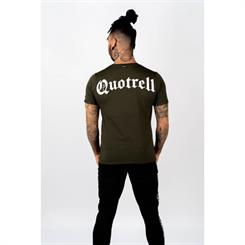 quotrell Korte mouw T-shirts Wing