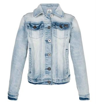 Retour Denim jackets Sandrine 616 Blue denim