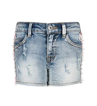 Retour Denim shorts Josje 463 Blue denim