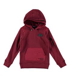 Retour Fleece truien Jack 711 Bordeaux